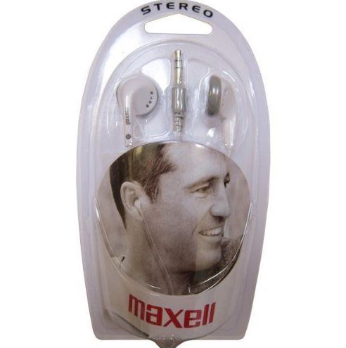 Maxell Kopfhörer in Weiß