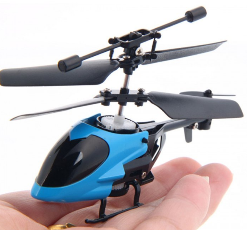 Fernbedienbarer Mini-Helikopter