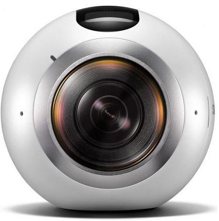 Samsung Gear 360° Actioncam (4K-Videos, 30 MP) für nur 279,- Euro inkl. Versand