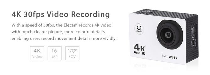 V3 4K Actioncam