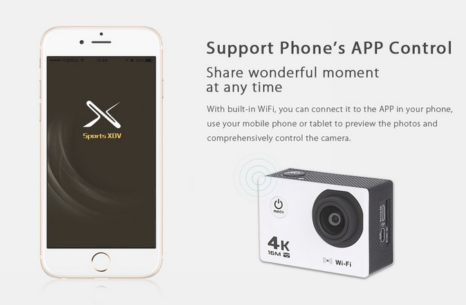 Video per Wifi auf dem Smartphone sehen