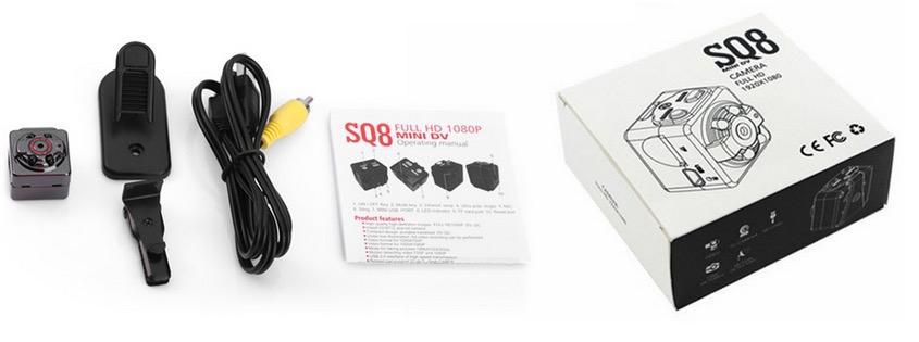 SQ8 Mini DV Cam