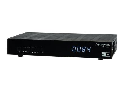 Vantage VT-50 Satreceiver mit 12 Monaten HD+ für nur 55,- Euro
