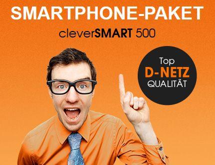 Bis 31.10.! Monatlich kündbare 500MB Callmobile Datenflat + 100 Minuten + 100 SMS nur 4,95 Euro ohne Anschlussgebühr