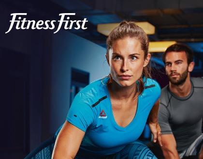 Mitgliedschaften für die Fitness First Clubs in Deutschland