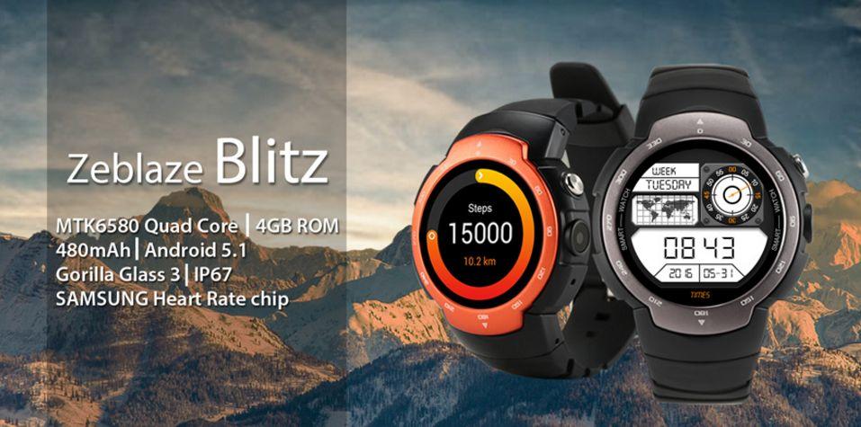 zeblaze-blitz-3g