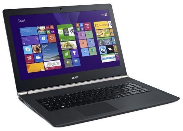 Acer Aspire VN7-791G-50HP Notebook (i5, 4GB RAM, GeForce 940M, Win10) inkl. Tasche & Maus für nur 629,- Euro inkl. Versand