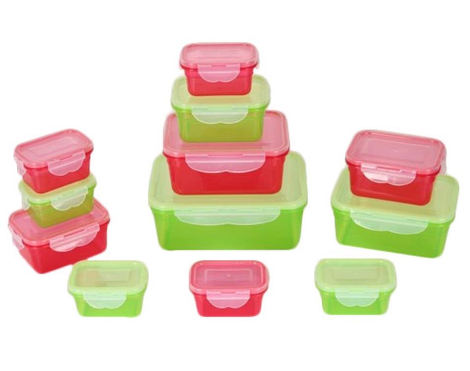 24-teiliges Maxxcuisine Frischhaltedosen-Set Klick-it für nur 11,90 Euro inkl. Versand