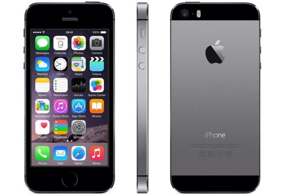 "Apple iPhone 5s 32GB in Grau als ""sehr gute"" Gebrauchtware nur 199,95 Euro inkl. Versand"