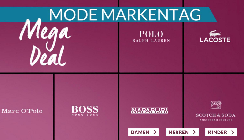 Tipp! Mode Markentage bei Engelhorn mit 15% Extra-Rabatt auf modische Jacken und Mäntel