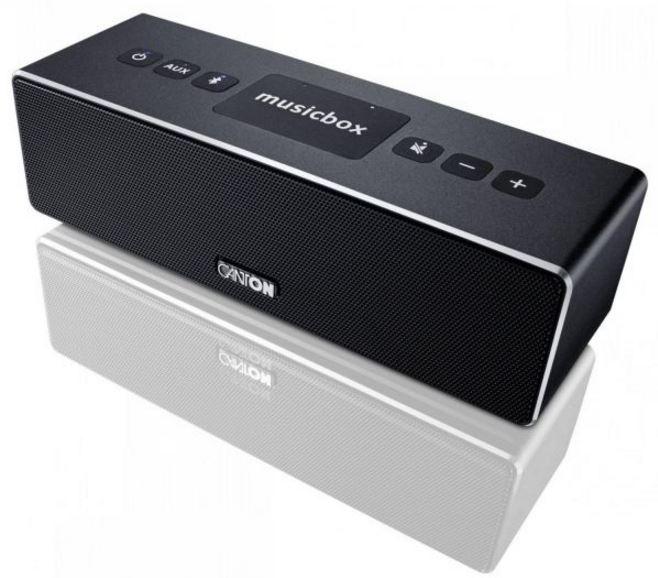 Canton Musicbox XS Bluetooth Lautsprecher (aptX, NFC) für nur 129,- Euro inkl. Versand