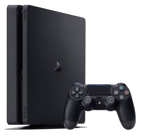 Sony PlayStation 4 Slim mit 1TB in Schwarz für nur 247,45 Euro inkl. Versand