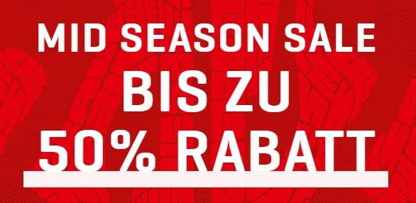 Bis zu 50% Rabatt im Mid Season Sale bei Puma