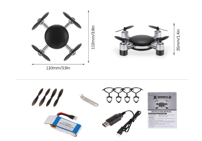 Quadcopter Details