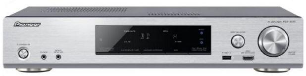 Pioneer VSX-S510 6.2 AV Receiver (4K, AirPlay, DLNA) in Silber für nur 259,- Euro inkl. Versand