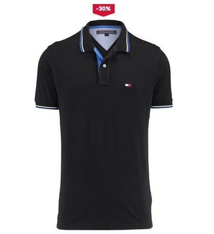 """Tommy Hilfiger Herren Poloshirt """"C-New Flag"""" Kurzarm je nach Farbe und Größe schon ab 24,43 Euro"""
