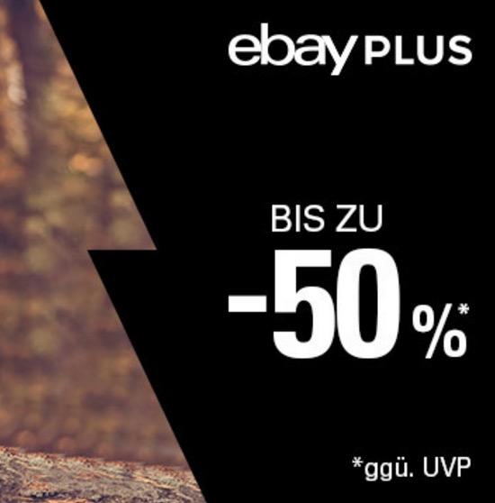 Bis zu 50% Rabatt im Winterschuh-Sale mit eBay Plus