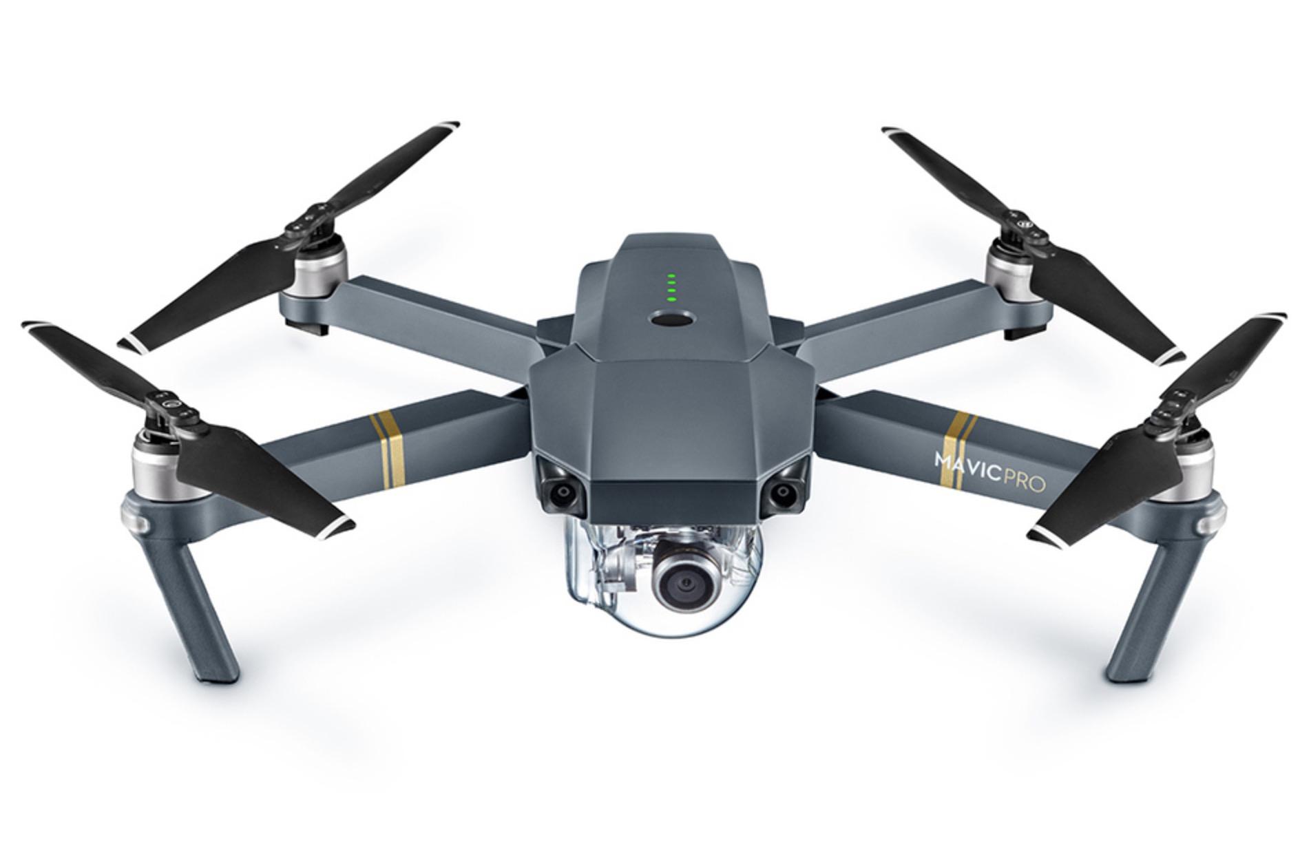 DJI Mavic Pro Drohne mit 4k Kamera für nur 1004,90 Euro + 59,10 Euro in Superpunkten!