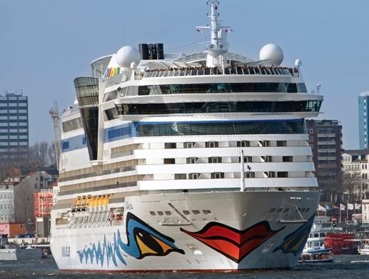 AIDA Verlockung der Woche! 7/14 Tage Orient, Nordeuropa oder Karibik Kreuzfahrt inkl. Vollpension ab 299,- Euro