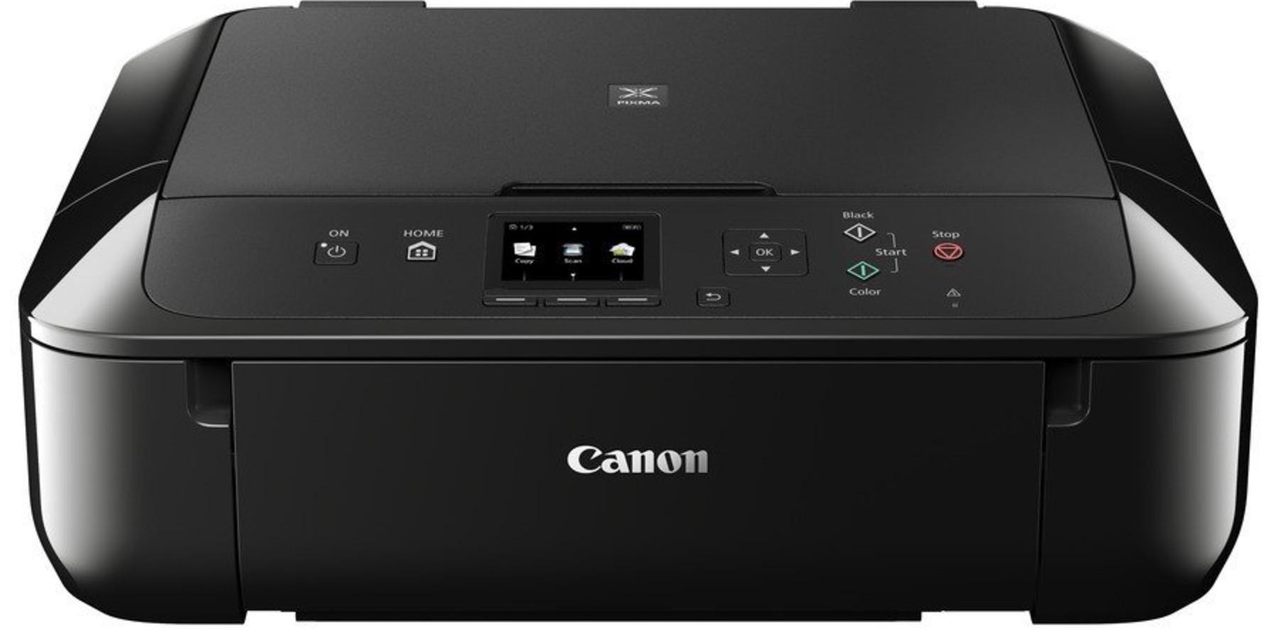 Canon PIXMA MG5750 Multifunktionsdrucker in schwarz für nur 59,- Euro inkl. Versand