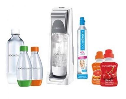 SodaStream Cool Wassersprudler im Super-Spar-Pack mit Sirup nur 48,29 Euro inkl. Versand