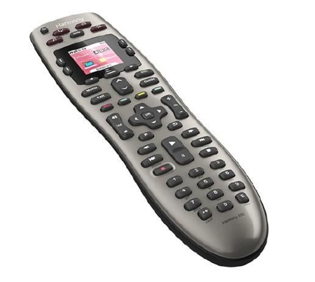Logitech Harmony 650 Universalfernbedienung für nur 44,- Euro inkl. Versand