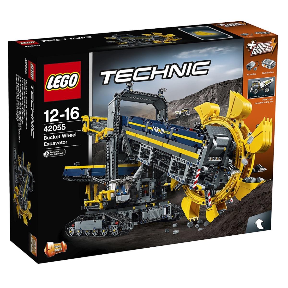 LEGO Technic 42055 Schaufelradbagger für 143,39 Euro