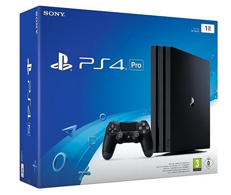 Bestpreis! Playstation 4 Pro 1TB für recht gute 372,55 Euro inkl. Versand