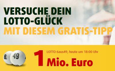 Top! 1 Feld Lotto für heute und Samstag + 1 Feld Eurojackpot + 5 Rubbellose nur 49 Cent für Neukunden!