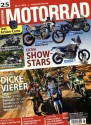 Motorrad - Prämienabo