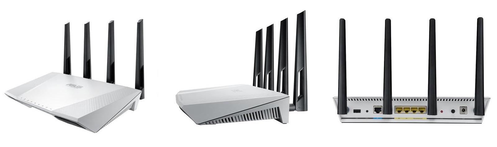 Asus W-Lan Router
