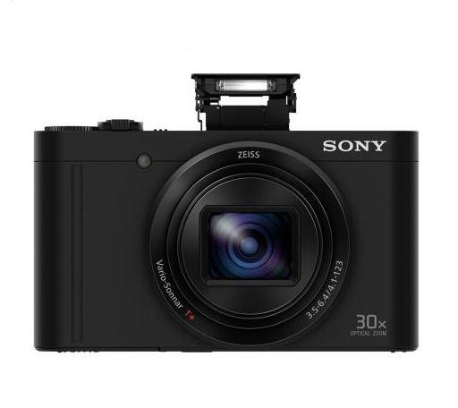 Sony DSC-WX500 B Schwarz Digitalkamera