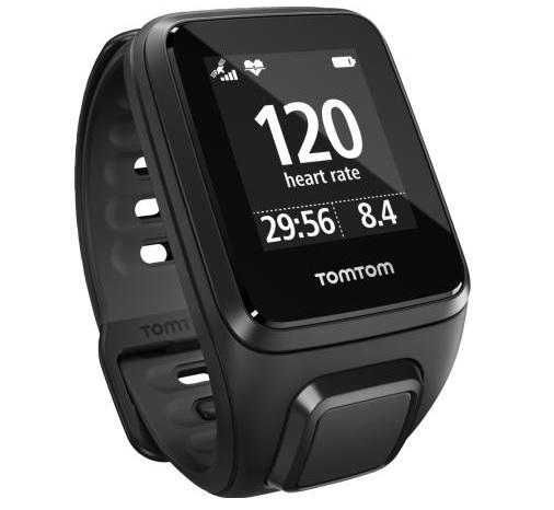 TomTom Spark Cardio+Music Pulsuhr S Fitness Tracker Armband