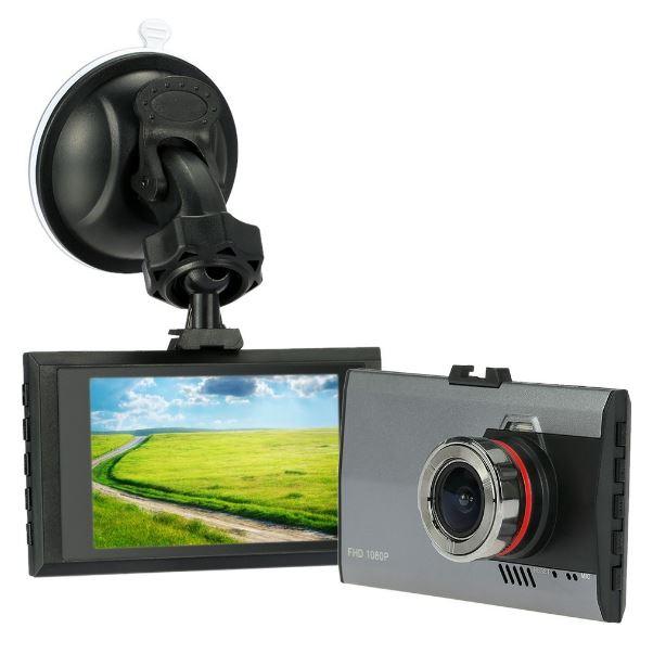 Wieder da! KKMOON Ultra Slim 1080p Full-HD Dash Cam mit 3 Zoll Display nur 11,99 Euro