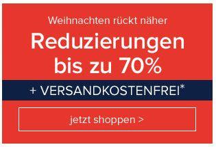 Bis 18. Dezember: Bis zu 70% Rabatt im Dress-for-Less Sale + kostenloser Versand!