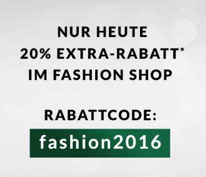 Nur Heute! 20% Extrarabatt im Engelhorn Onlineshop bei Verwendung von Amazon Payment