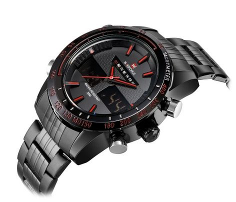 NAVIFORCE 9024  Herren-Armbanduhr für nur 12.98 Euro inkl. Versand