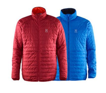 HAGLÖFS – Barrier Lite Jacket in rot oder blau für 74,98 Euro
