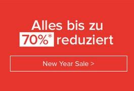Dress-for-Less New Year Sale mit bis zu 70% Rabatt + 10% Newslettergutschein!