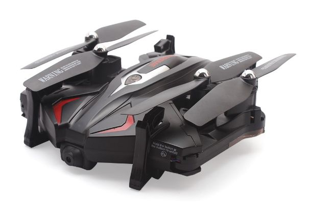 Pricedrop! Faltbare Skytech TK110HW Wifi FPV-Drohne mit Kamera für nur 19,33 Euro