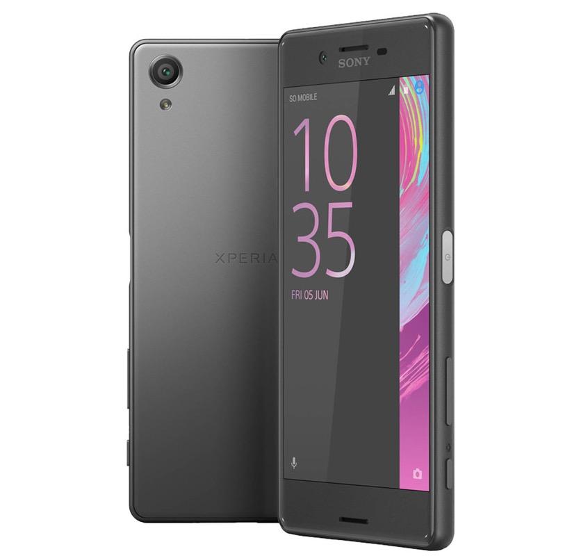 Sony Xperia X mit 23-Megapixel-Kamera, 32GB und Update auf Android 7 versch. Modelle je ab 279,- Euro inkl. Versand