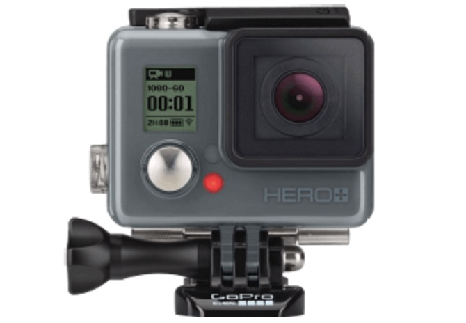 gopro hero actioncam f r nur 99 99 euro inkl versand. Black Bedroom Furniture Sets. Home Design Ideas
