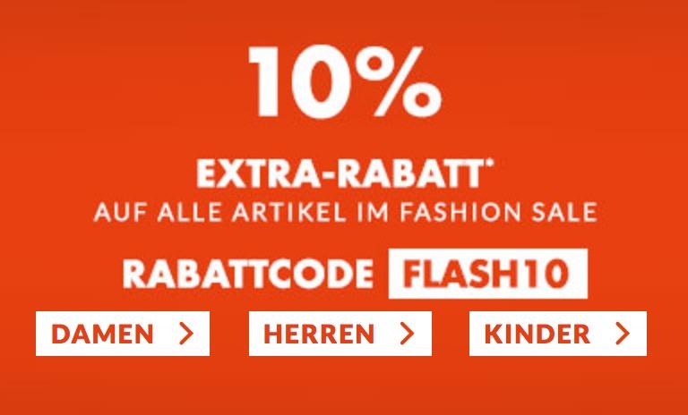 Bis zu 50% Rabatt im Fashion- und Sports Sale bei Engelhorn + 10% Extrarabatt auf reduzierte Artikel