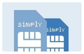 Simply O2 LTE Allnet-Flats – z.B. Allnet-Flat + SMS + 15GB LTE nur mtl. 24,99 Euro – monatlich kündbar