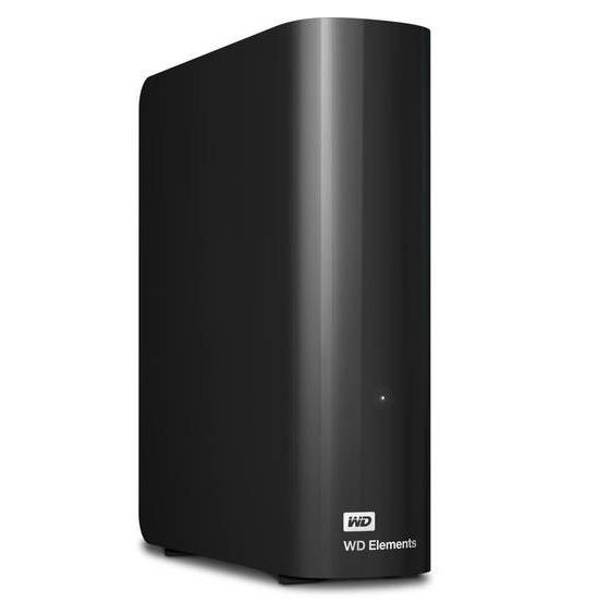 Externe 3TB Desktop-Festplatte Western Digital Elements (3,5″ USB 3.0) nur 84,99 Euro inkl. Versand