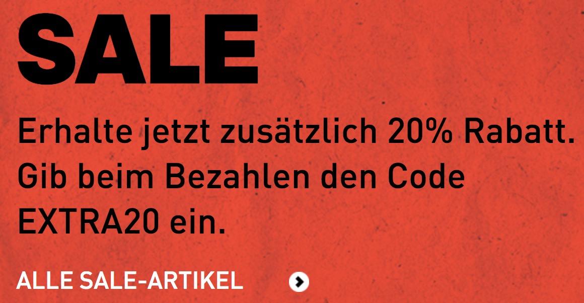 20% Gutscheincode auf bereits reduzierte Artikel im Adidas Specialty Sports Sale