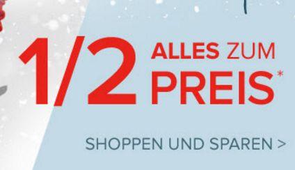 Winterschlussverkauft bei Dress-for-Less – 50% Rabatt auf fast Alles!