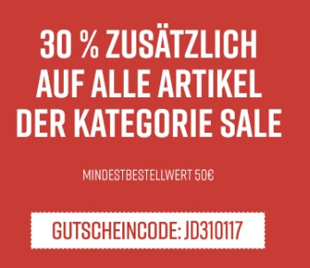 Jeans-Direct Sale mit bis zu 50% Rabatt + 30% Gutschein auf reduzierte Ware!