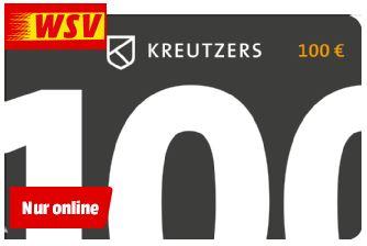 Knaller! KREUTZERS 100,- Euro Fleisch- und Genussgutschein für nur 40,- Euro!