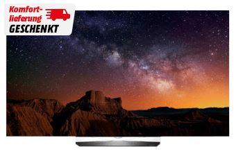 Knaller wieder da! 65″ OLED Smart-TV LG OLED65B6D für 2799,- Euro – statt normal 3499,- Euro
